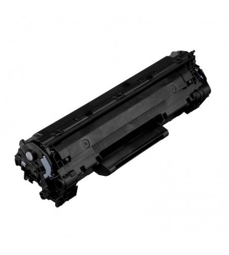 HP - CE285A Compatible toner - 85A Black (1 600 pages) for LaserJet  M1212nf, Pro M1132, P1102w, P1102, M1212nf, M1217nfw, M1214