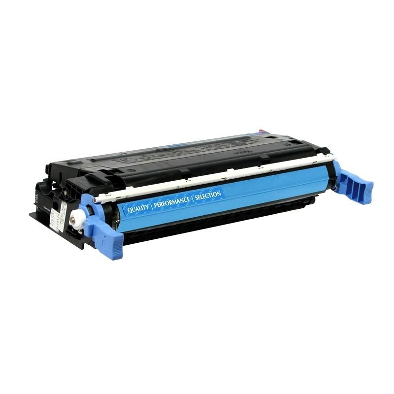 HP C9721A Compatible toner Cyan 641A (8 000 pages) for Color LaserJet 4600,  4600dn, 4600dtn, 4600hdn, 4600n, 4650, 4650dn