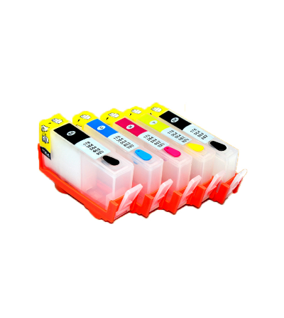 HP - CE255X Refill Kit - 55X Black (12.000 σελίδες) για Enterprise P3015d, P3015dn, 500 M525dn, Pro M521dn (Toner + Chip)