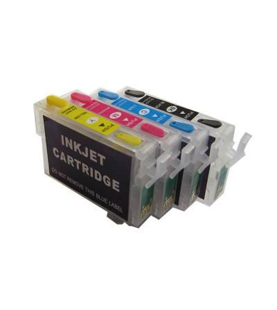 HP - CF280A Refill Kit - 80Α Black (2.700 σελίδες) για LaserJet Pro 400 M425, M425dn, M401n, M401dn, M425dw (Toner + Chip)